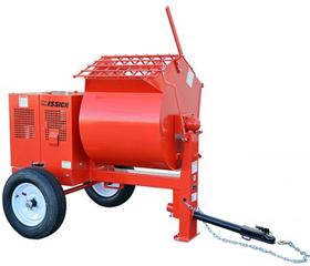 Multiquip EM90SH8 3 Bag Mortar Mixer