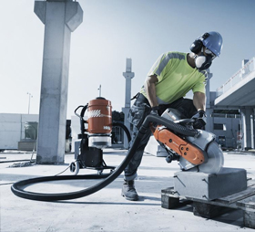 Husqvarna K 770 VAC Power Cutter