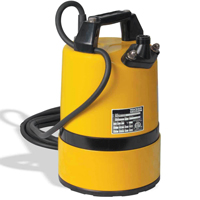 Wacker Neuson PSR1 500 Submersible Pump
