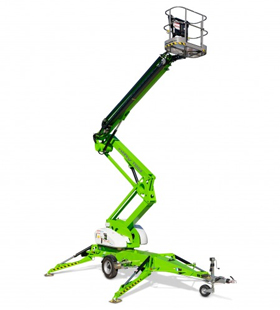 Nifty TM64 Towbehind Boomlift
