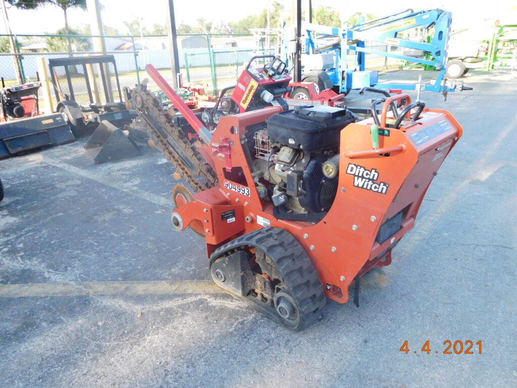 2016 Ditch Witch Model C16X For Sale