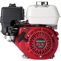 Honda GX Series Horizontal OHV Engine 163cc, 3/4in. x 2 7/16in Shaft GX160UT2QX2