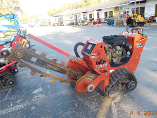 2016 Ditch Witch C16X Trencher
