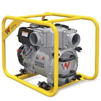PT4A centrifugal trash pump