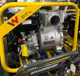 Wacker Neuson PT4 Trash Pump