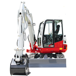 Earthmoving & Excavating Equipment