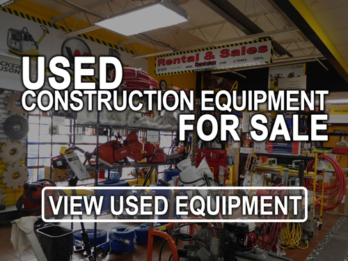 Rentalex Used Equipment For Sale