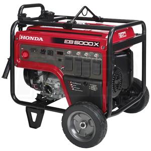 Honda 5000 Watt Portable Industrial Generator