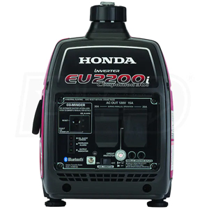 Honda EU2200ITAN1 Companion - 2200 Watt Portable Inverter Generator