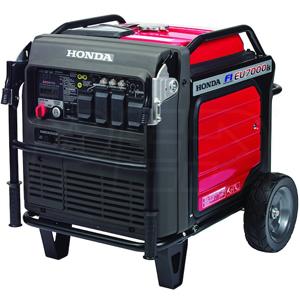 Honda EU7000iS Electric Start Portable Inverter Generator