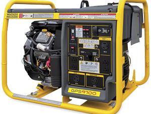 Wacker GPS9700 Portable Generator