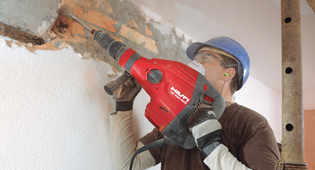 How are Demolition Hammers and Rotary Hammers Different?