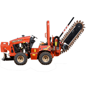 RT45 RIDE-ON TRENCHER
