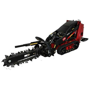 TX-420 TRENCHER