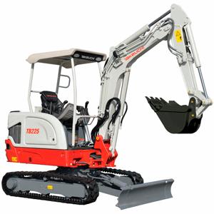 TB225 Takeuchi Compact Excavator