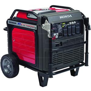 Honda EU7000ISNAN Electric Start Portable Inverter Generator