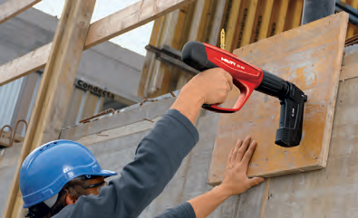 Why Use the Hilti DX 460 MX Powder Actuated Tool?