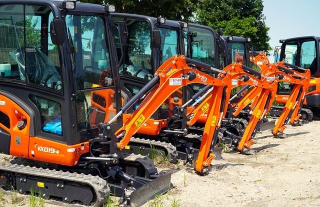 Advantages of Buying Used Equipment