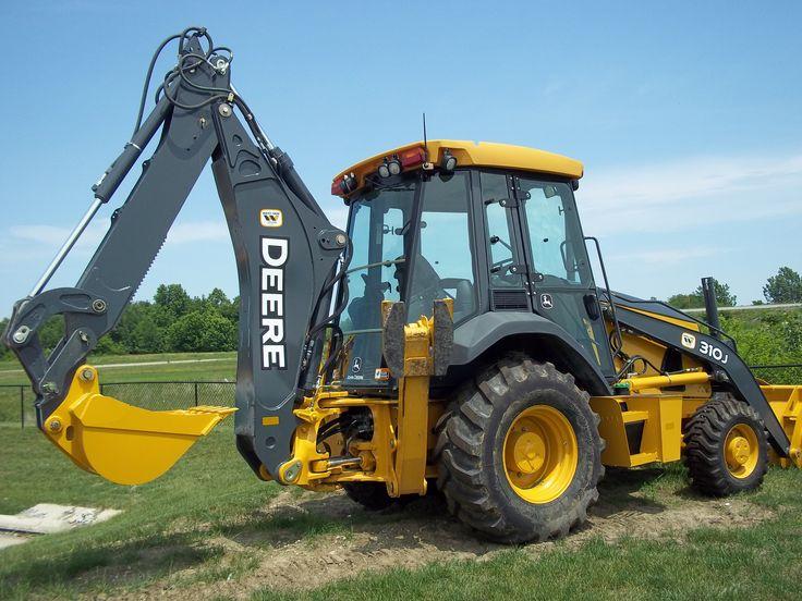 Tractor Backhoe Rental