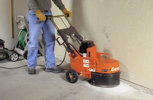 Benefits of Walk-Behind Concrete Grinders