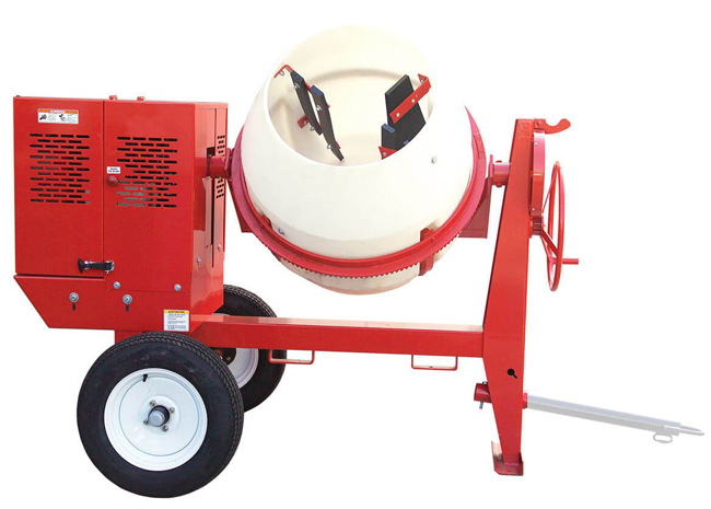 How Does a Mortar Mixer Differ from a Concrete Mixer?