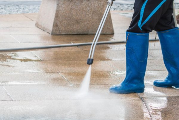 Beginners Guide to Pressure Washing